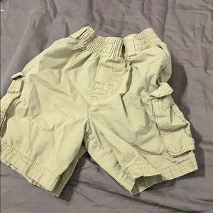Cargo shorts for boys